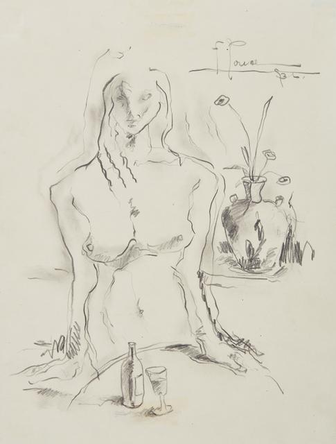 Fidelio Ponce de Leon, 'La espera (The Wait)', 1936, Phillips