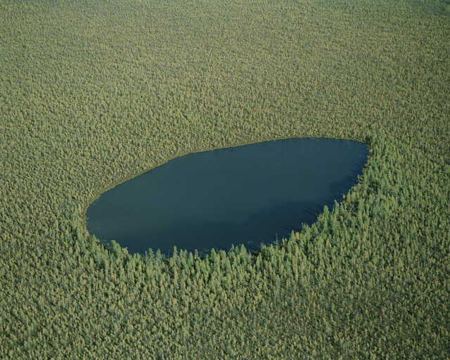 , 'One Lake, Northern Alberta,' 2004, Circuit Gallery