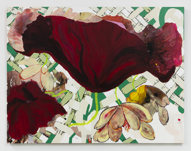 Elisabeth Condon, 'Red Lotus ', 2019, Emerson Dorsch
