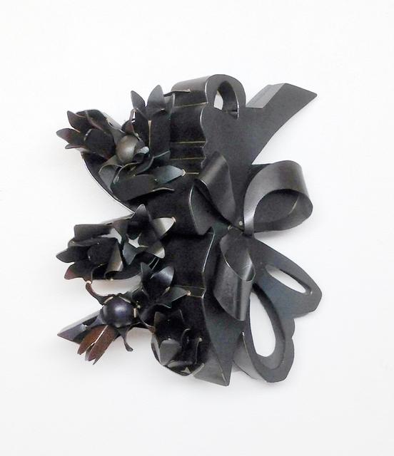 , 'Rorschach Corsage: Belledonna,' 2013, Galerie Noel Guyomarc'h