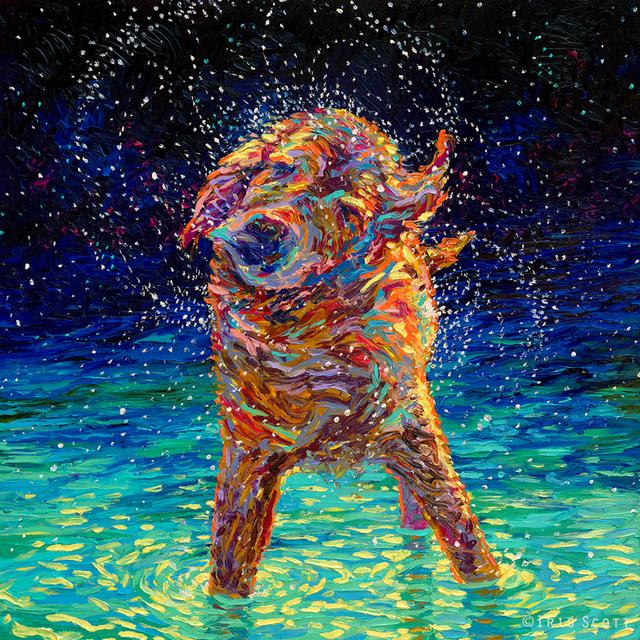 , 'Moonlight Swim | Artist Proof Print,' 2017, Adelman Fine Art