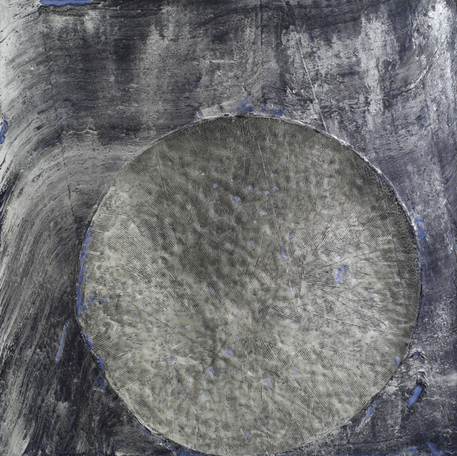 Jack Whitten, 'Anthropological Circle', 2013, Museum Dhondt-Dhaenens