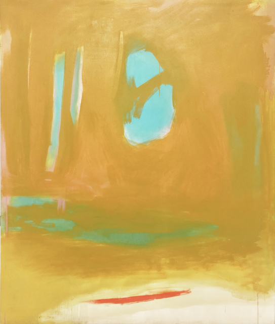 Esteban Vicente, 'Copla', 1995, Galeria Jordi Pascual
