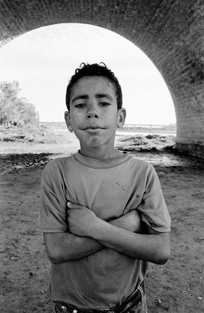 "Hicham Benohoud, 'Untitled (from the series ""Azemmour"")', 2007, Katharina Maria Raab"