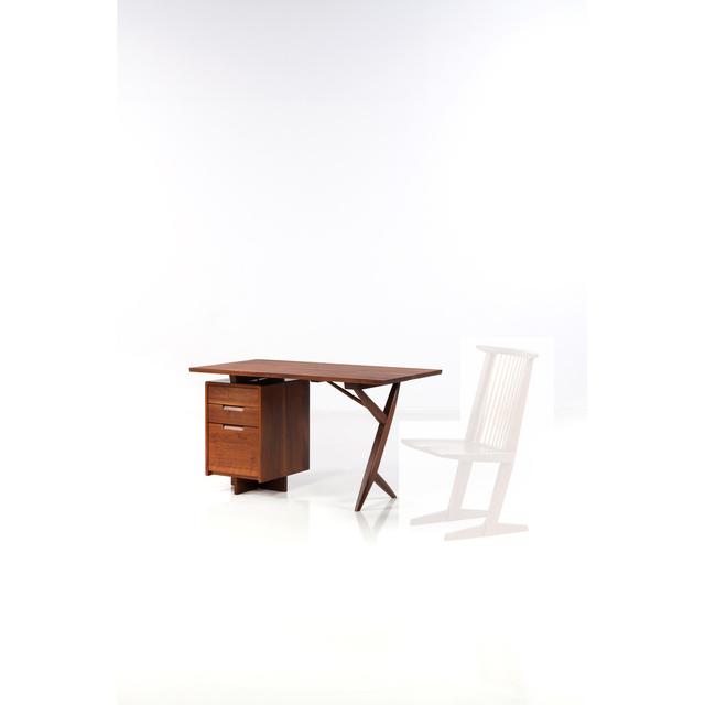 George Nakashima, 'Cross - Legged Desk, Desk', 1960, PIASA