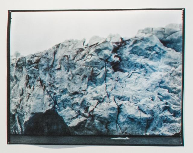 , 'Blomstrandbreen,' 2017, Fort Worth Contemporary Arts