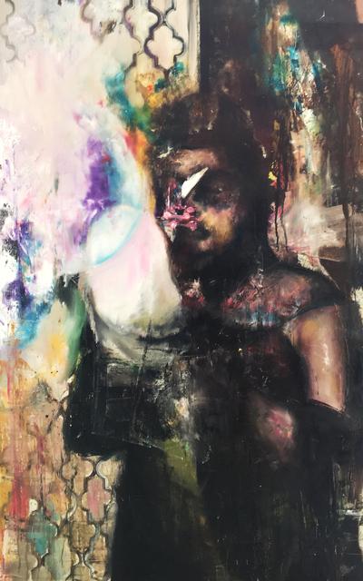 , 'Femme Marrakech (N° 080 216),' 2017, Galerie C.O.A