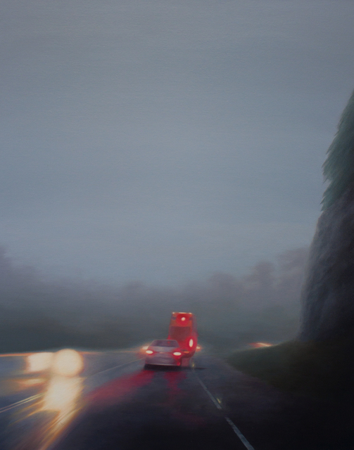 Moisés Jácome, '5:00 am', 2018, Eme Espacio de Arte