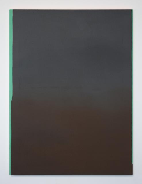 Wanda Koop, 'Still (Green)', 2018, Painting, Acrylic on canvas, Night Gallery