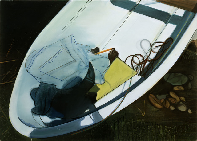 , 'Bug am Ufer,' 2008, Gaa Gallery