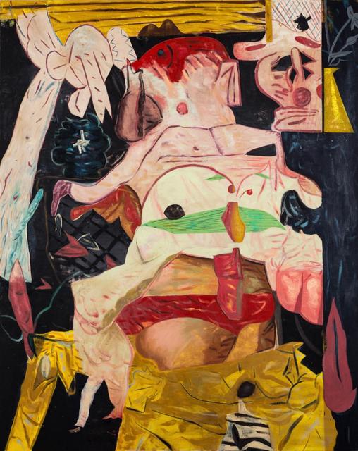 , 'Moldy Lemon,' 2017, Galerie Richard