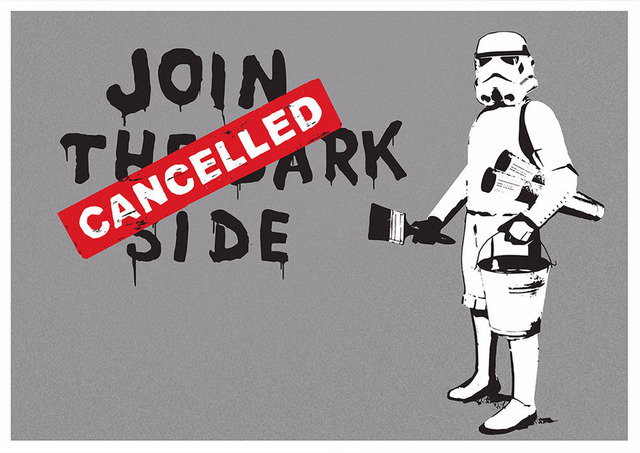 , 'Join the Dark Side [Cancelled],' 2017, Reem Gallery