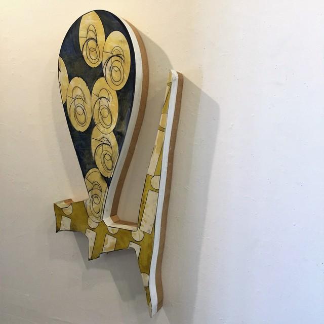 , 'aaii ,' 2005, The Schoolhouse Gallery