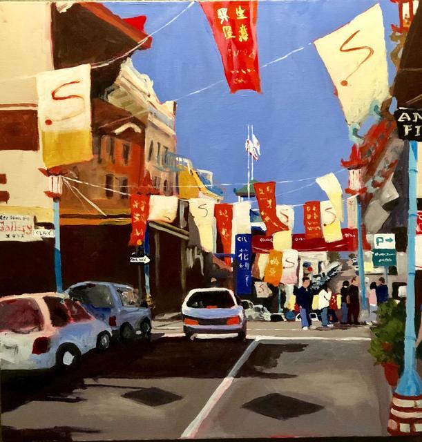, 'Banner Day,' 2005, STUDIO Gallery