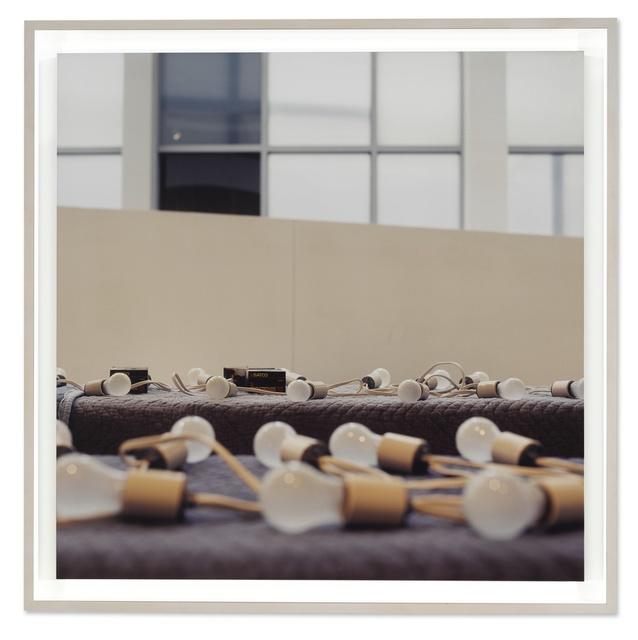 Louise Lawler, 'Bulbs', 2005/06, Sotheby's