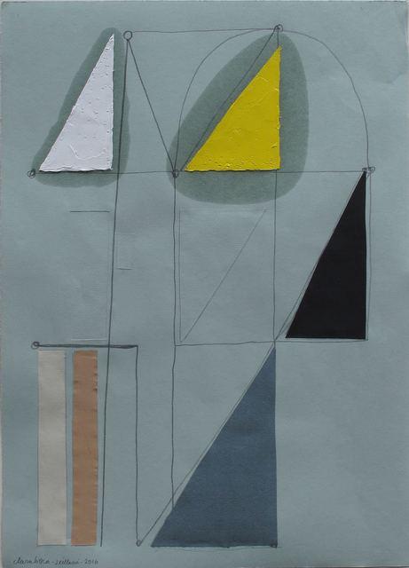, 'Claraboia,' 2016, Mercedes Viegas Arte Contemporânea