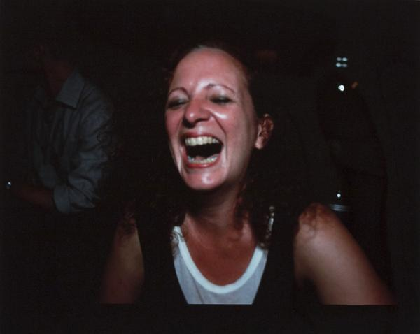 , 'Self-portrait, laughing ,' 1999, Caviar20