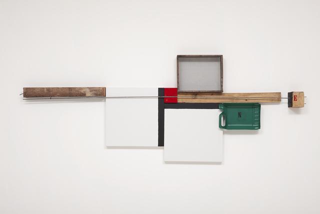 , 'Trapioptica,' 2013, Galeria Millan