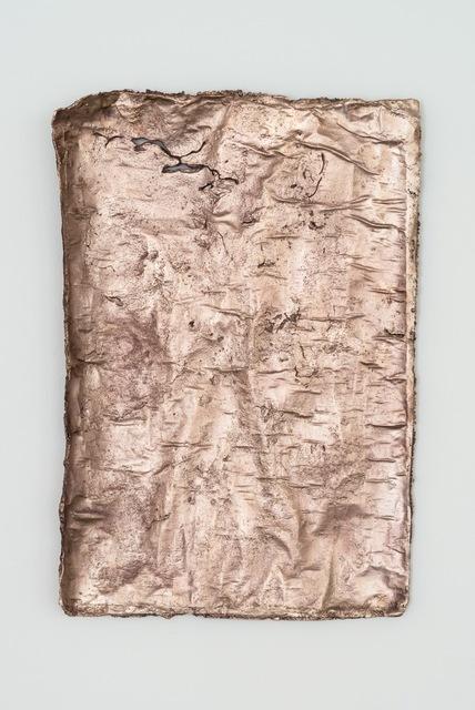 , 'untitled,' 2016, Helga Maria Klosterfelde Edition