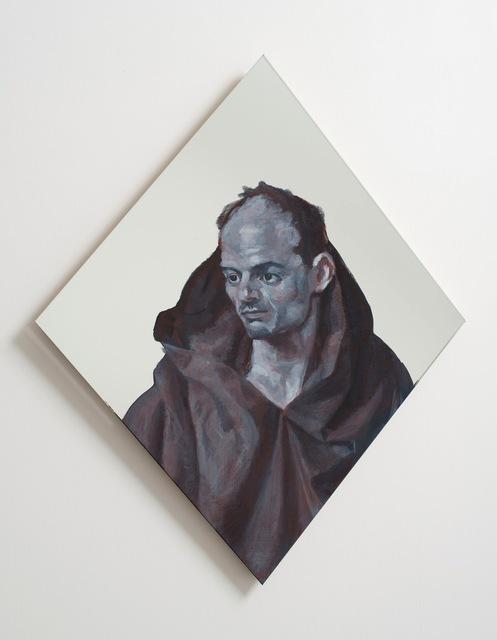 , 'Monk,' 2012, Gagosian