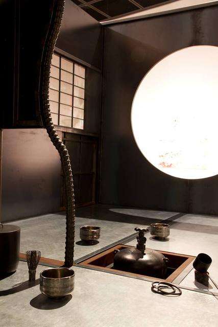 , 'Steel Tea Room 'Tettei',' 2012, Tezukayama Gallery