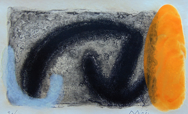 , 'Composition IV, from: Rockets | Composition IV, from: Fusées,' 1959, Gilden's Art Gallery