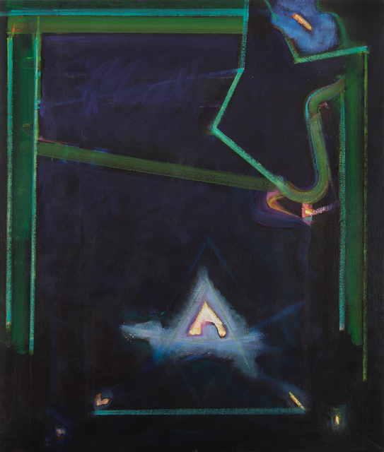 , 'Green Bridge,' 1986, Hollis Taggart