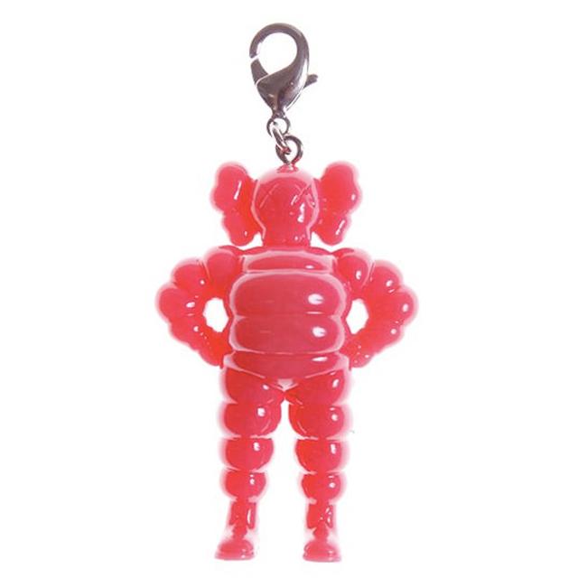 KAWS, 'Chum Keychain (Red)', 2009, 5ART GALLERY
