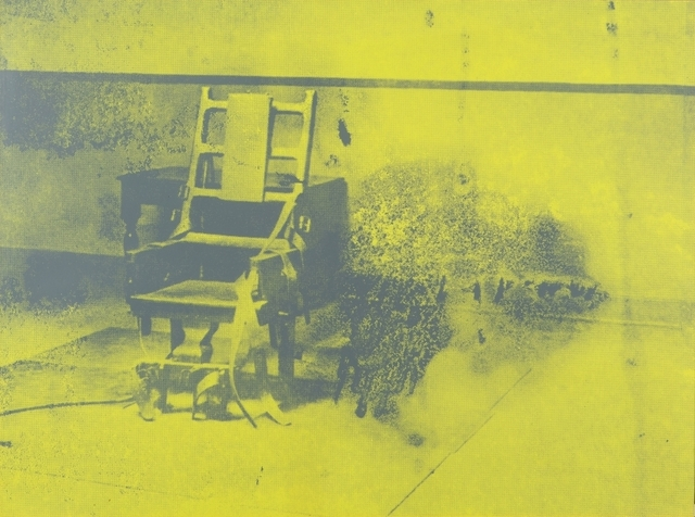 Andy Warhol, 'Electric Chair - F.& S. II.74', 1971, Aste Boetto