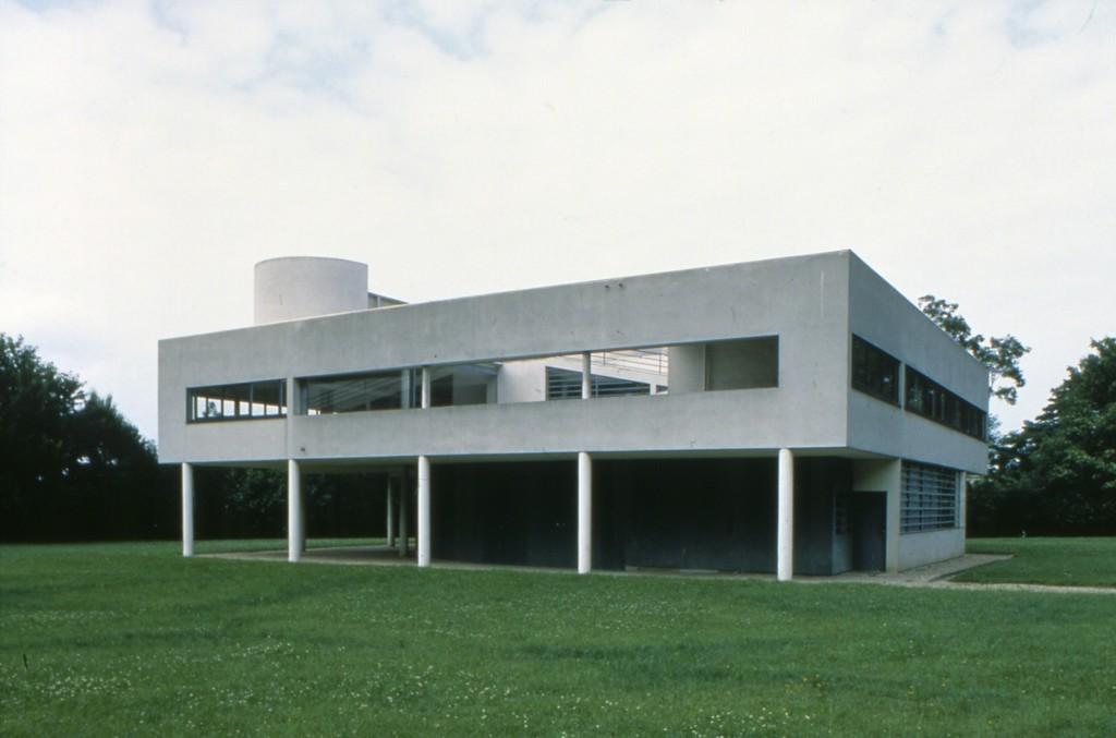 Le Corbusier | Villa Savoye, Exterior (1928-1931) | Artsy