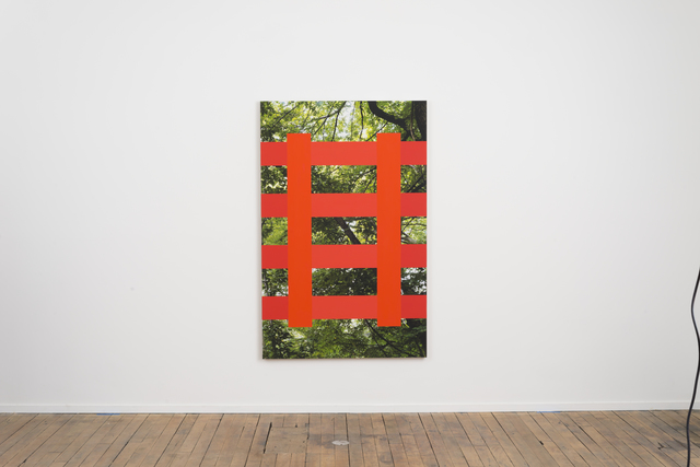 , 'Canopy,' 2015, Volume Gallery