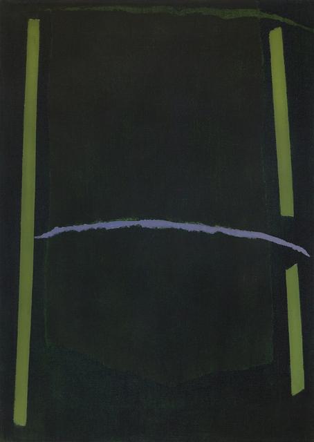 , 'Infinity Field, Lefkada Series,' 1970, Hollis Taggart Galleries