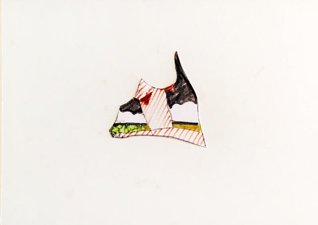 , 'Drop in Seascape Sketch for Kate,' 1974, Mark Borghi Fine Art