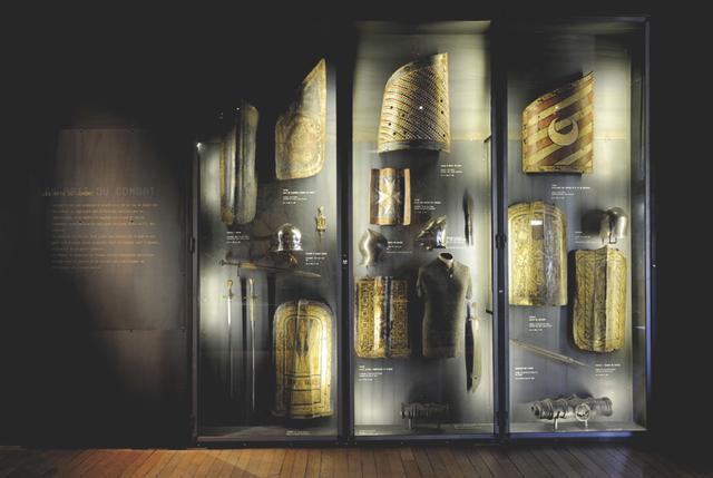 'War, hunting and tournaments', Musée de Cluny