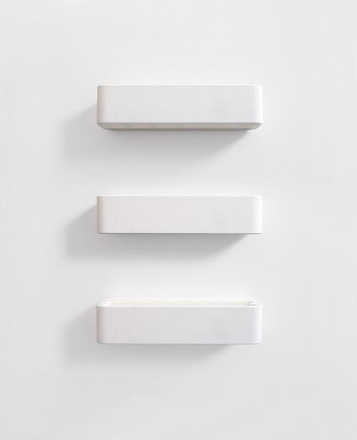 Rachel Whiteread, 'Poly Shelf', 2009, Schellmann Art