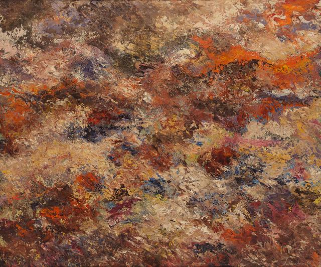 Jon Schueler, 'Burnt Umber', 1956, Waterhouse & Dodd