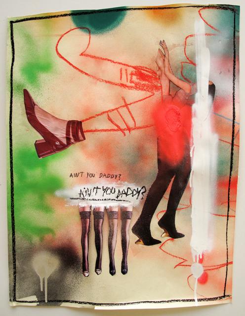 , 'Blasé 5,' 2018, MOV'ART Gallery