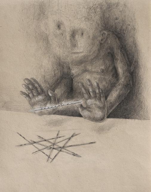""", '""""Dschin"""",' 2019, Galerie Gans"""