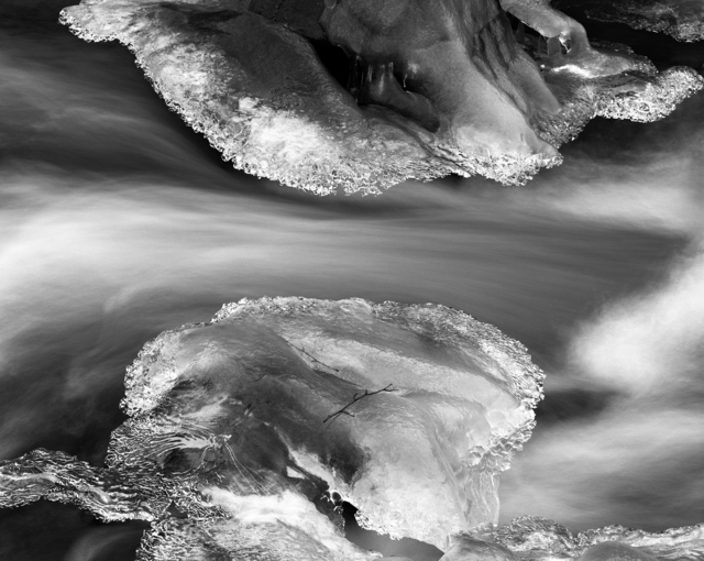 Stu Levy, 'Ice, Bridal Veil Creek, Oregon', 1985, Gallery 270