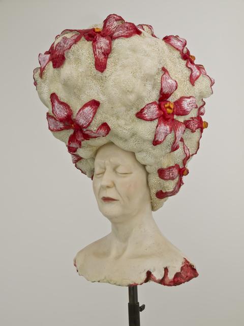 , 'Pace (portrait of Esther Stefanoni Barbizan),' 2014, ACS GALLERY