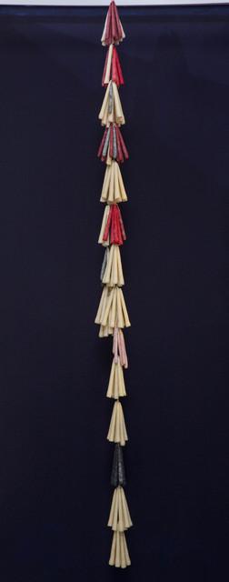 Carolina Caycedo, 'Arde  ', 2019, Sculpture, Velas de cebo y cuerda / Bait candles and rope., Instituto de Visión