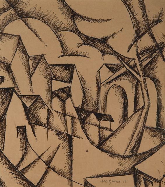 Albert Gleizes, 'Toul', 1914, HELENE BAILLY GALLERY