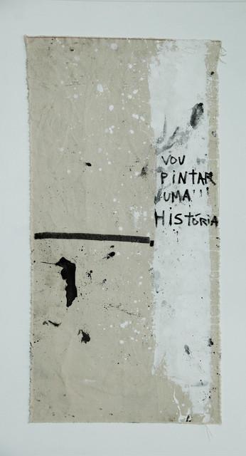 , 'Vou Pintar uma História,' No date, Roberto Alban Galeria de Arte