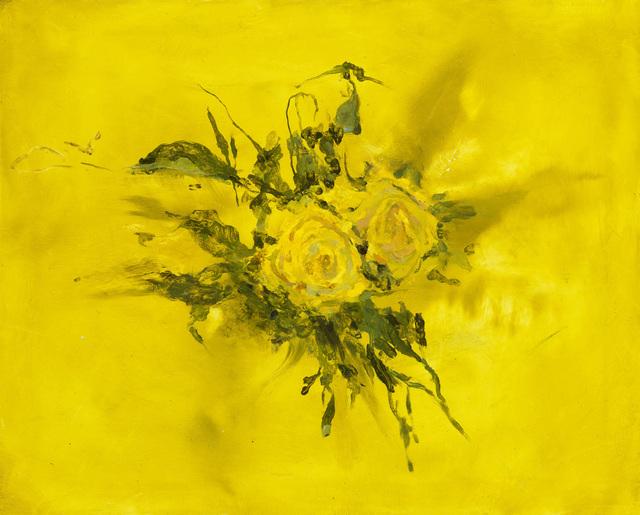 , 'Yellow Roses,' 2015, Corvi-Mora