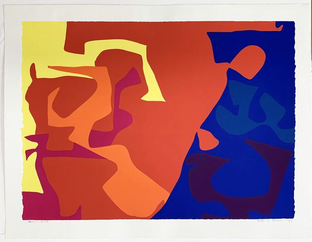 , 'January 1973 - plate 5,' 1973, Fairhead Fine Art Limited