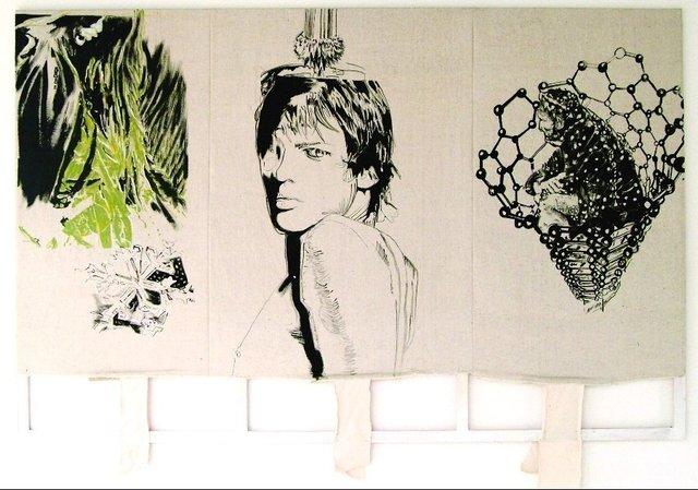, 'Triple Peaks,' 2005, Galerie Kornfeld