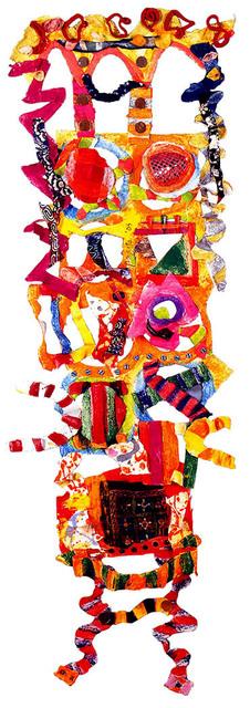, 'Cross dressing,' 2003, Pacita Abad Art Estate
