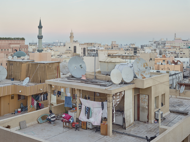 , 'Rooftop, Deira, Dubai (UAE),' 2016, Circuit Gallery