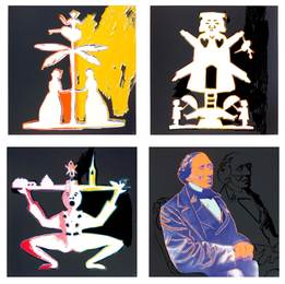 Andy Warhol, 'Hans Christian Andersen', 1987, Koller Auctions