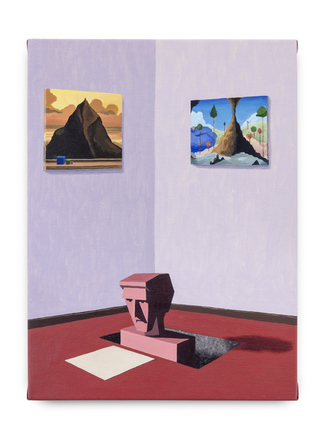 , 'Sobre a exo-subjetividade,' 2017, Casa Triângulo